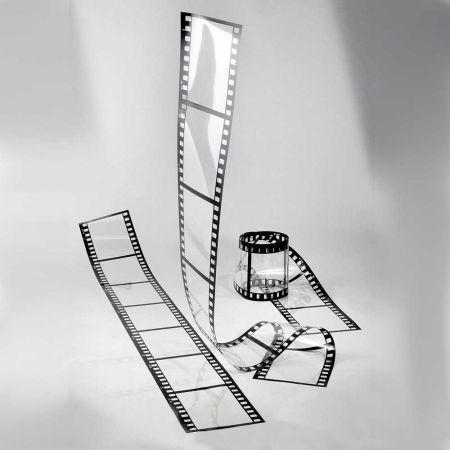 Σετ 3τχ διακοσμητικά φιλμ ταινιών διάφανα 30x230cm