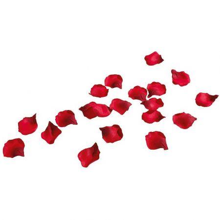 Σετ 100τχ διακοσμητικά ροδοπέταλα Κόκκινα 6cm