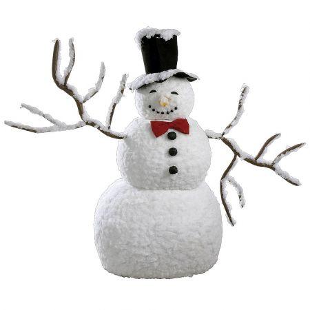 Διακοσμητικός χιονάνθρωπος 120cm