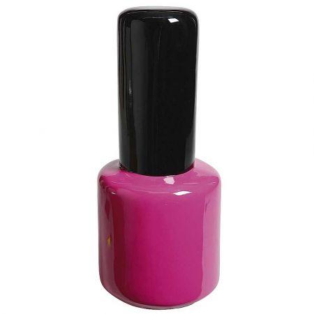 XL Διακοσμητικό βερνίκι νυχιών Ροζ 50x20cm