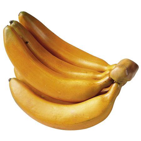 Διακοσμητικό τσαμπί με μπανάνες - απομίμηση 20cm