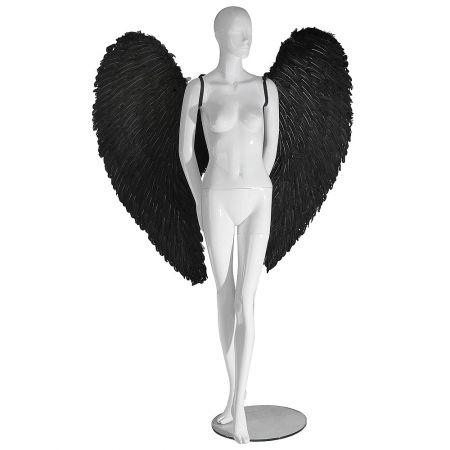 Διακοσμητικά φτερά αγγέλου, 120 cm