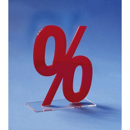 Διακοσμητικό ποσοστό %, 15 x 17 cm
