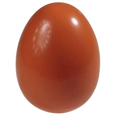 Διακοσμητικό αυγό Πορτοκαλί 20cm