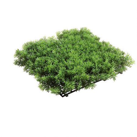 Τεχνητό deluxe πλακάκι Moss Πράσινο 25x25cm