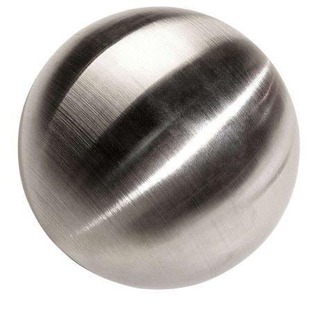 Διακοσμητική μεταλλική μπάλα 15cm