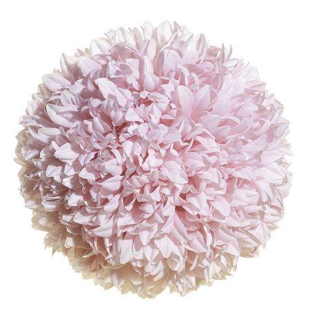 Διακοσμητική μπάλα - Pom Pom Ροζ 25cm