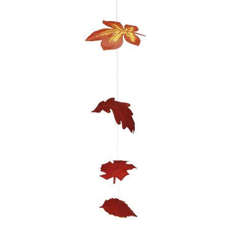 Γιρλάντα φθινοπωρινή με φθινοπωρινά φύλλα 220x40-50cm