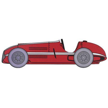 Διακοσμητικό σταντ - αυτοκίνητο 34x120cm