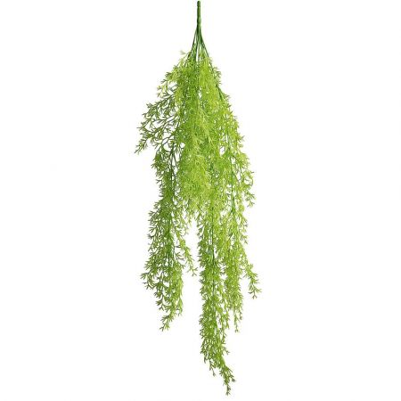 Τεχνητό κρεμαστό φυτό πρασινάδα 84cm