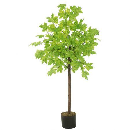 Τεχνητό φυτό Σφένδαμος σε γλάστρα 120cm