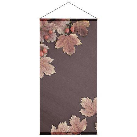 Αφίσα - banner φύλλα Σφένδαμου 100x200cm