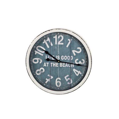 Διακοσμητικό Ρολόι Τοίχου 35.5cm