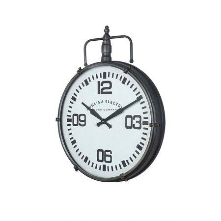 Διακοσμητικό Ρολόι Τοίχου 52cm