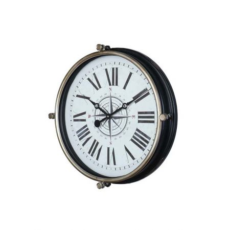 Διακοσμητικό Ρολόι Τοίχου 44.5cm