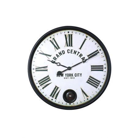 Διακοσμητικό Ρολόι Τοίχου 58.5cm