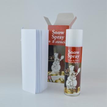 Σπρέι χιονιού - Glitter