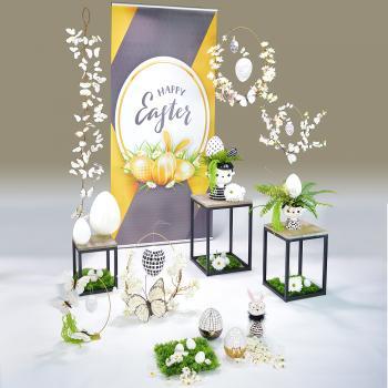 Black n White Easter