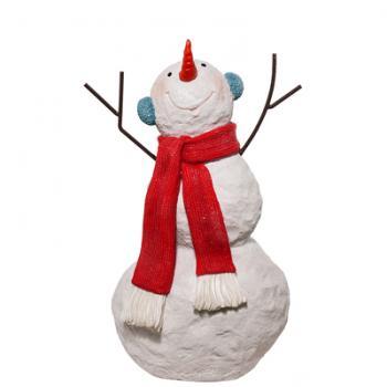 Διακοσμητικοί Χιονάνθρωποι