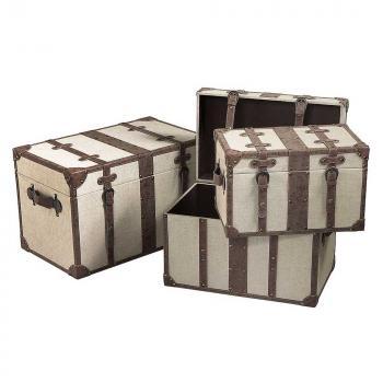 Βαλίτσες vintage - μπαούλα