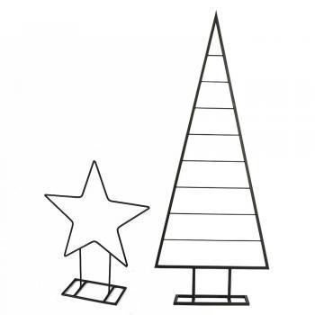 Επιδαπέδια δέντρα - Αστέρια
