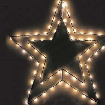 Φωτιζόμενα Αστέρια - Μπάλες LED