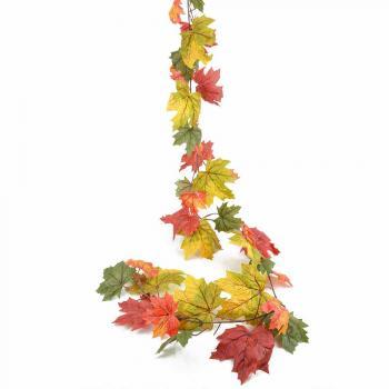 Γιρλάντες με Φθινοπωρινά φύλλα