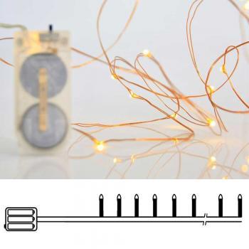 Φωτάκια LED Μπαταρίας
