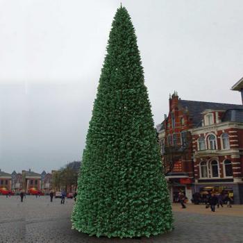 Μεγάλα Χριστουγεννιάτικα Δέντρα