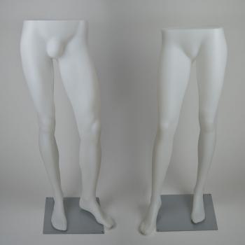 PVC Πόδια για Παντελόνια