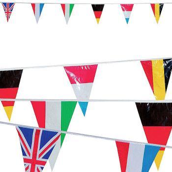 Σημαιάκια - γιρλάντες