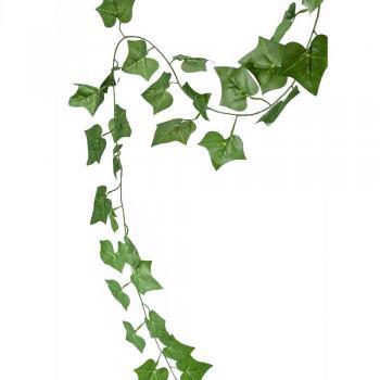 Γιρλάντες με πράσινα φύλλα