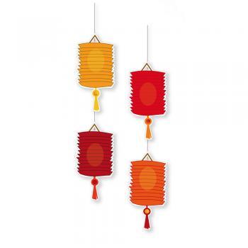 Χάρτινα κινέζικα διακοσμητικά