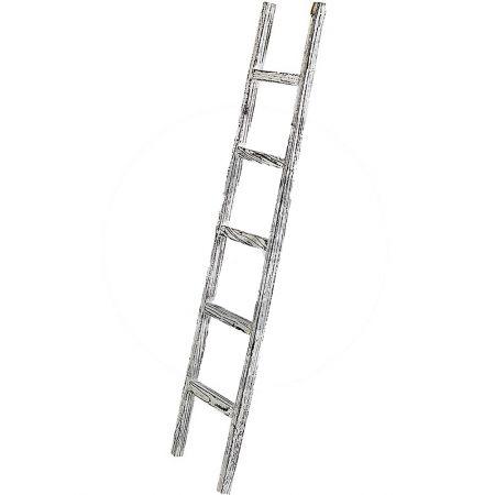 Διακοσμητική Σκάλα Ξύλινη - 5 Πατήματα 170x40cm