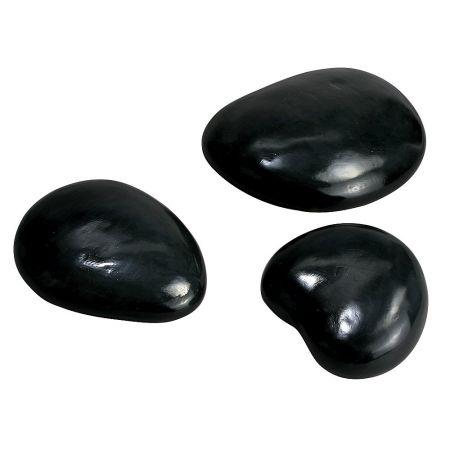 Σετ 3τμχ. Διακοσμητικές πέτρες ευεξίας 17/25/30cm