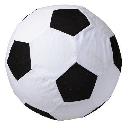 Διακοσμητική φουσκωτή μπάλα ποδοσφαίρου 50cm