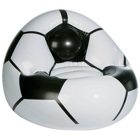 Διακοσμητική φουσκωτή μπάλα ποδοσφαίρου - πολυθρόνα 70x80cm