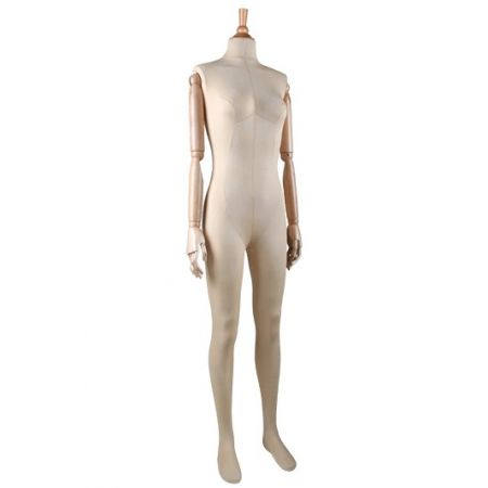 Γυναικεία Κούκλα Βιτρίνας Ακέφαλη 155cm
