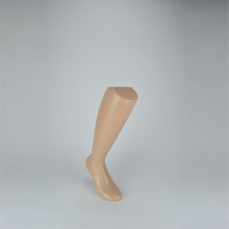 Ανδρικό Πόδι Βιτρίνας Μπεζ 46cm