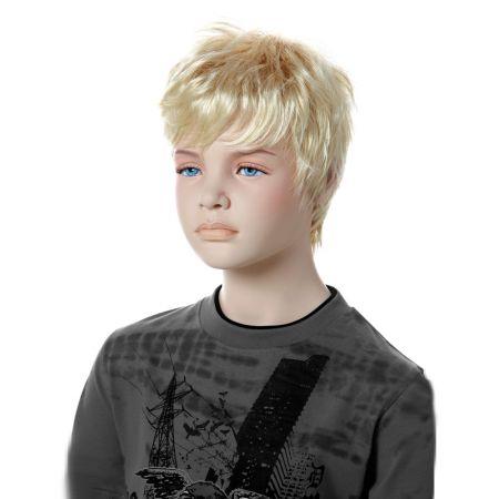 Παιδική Περούκα TIM Ανοιχτό Ξανθό