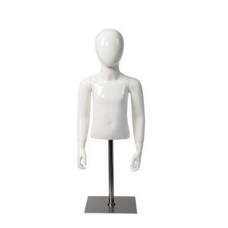 Παιδικό Μπούστο Βιτρίνας με Αφαιρετικό Κεφάλι 53.5cm (4 Ετών)