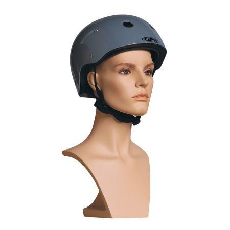 Διακοσμητικό Κεφάλι-Μπούστο Γυναικείο με Make-up 47cm