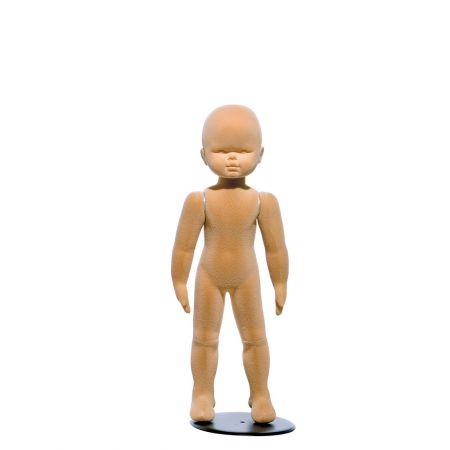 Παιδική Εύκαμπτη Κούκλα Βιτρίνας 74cm (9 Μηνών)