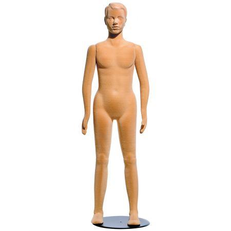 Παιδική Εύκαμπτη Κούκλα Βιτρίνας-Αγόρι-150cm (13 Ετών)