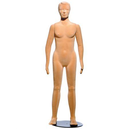 Παιδική Εύκαμπτη Κούκλα Βιτρίνας-Κορίτσι-150cm (13 Ετών)