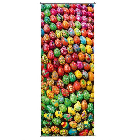 Διακοσμητική πασχαλινή αφίσα 100x250cm