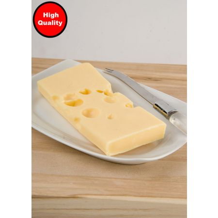 HQ κομμάτι τυρί έμενταλ απομίμηση 16,5x7cm