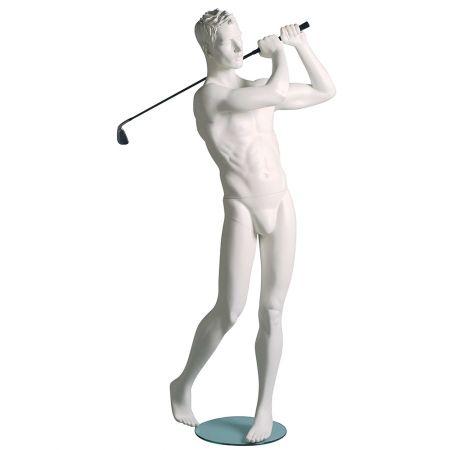 Ανδρική Κούκλα Βιτρίνας - Golfer