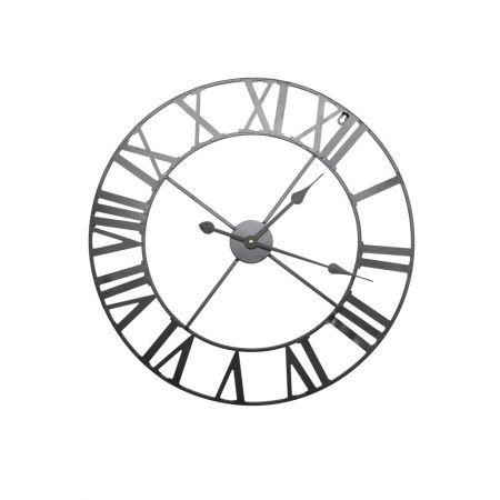 Διακοσμητικό Ρολόι Τοίχου 60cm