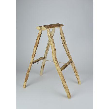 Διακοσμητικό Σταντ - Σκάλα Αναδιπλούμενη 60x30cm